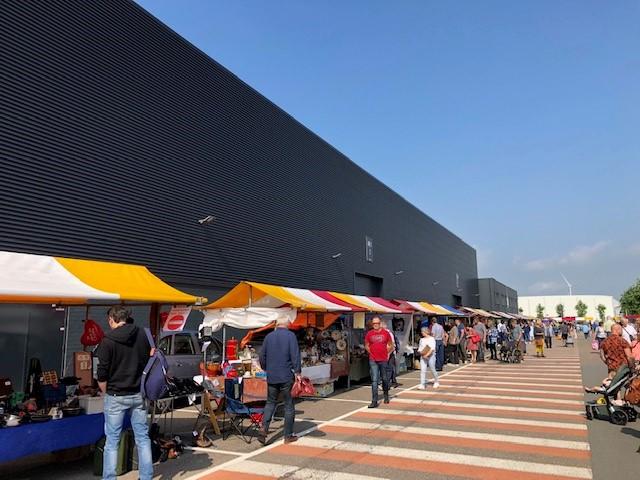 Snuffelmarkt Parking Brabanthallen Den Bosch