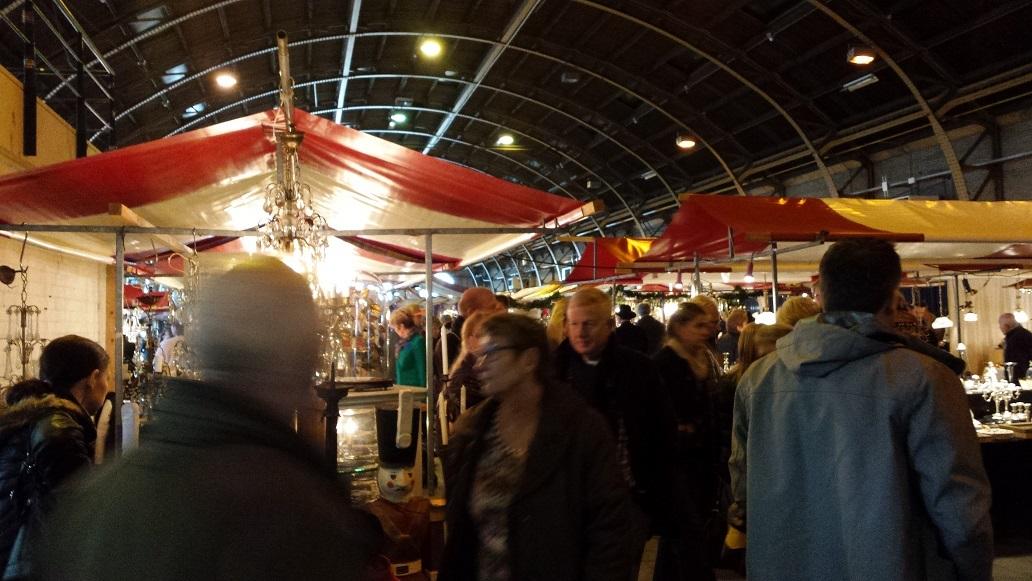Antiekmarkt Tilburg