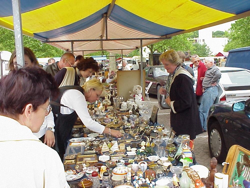 Snuffelmarkt Veldhoven