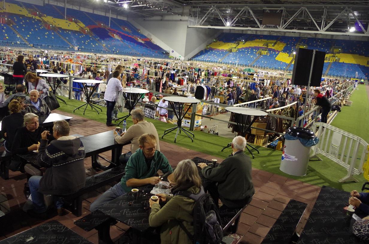 2 Daagse Snuffelmarkt Gelredome Arnhem